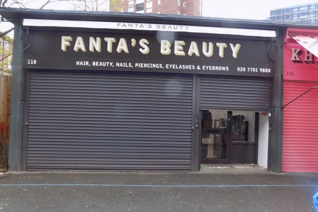 Thumbnail Property to rent in East Street, Walworth