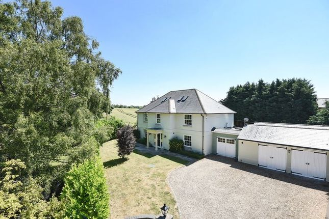 Thumbnail Detached house for sale in Brumcombe Lane, Bayworth, Abingdon