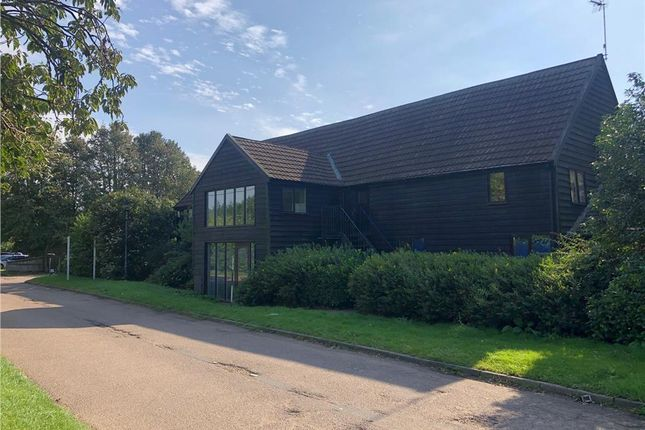 Thumbnail Office to let in The Barn, Heath Farm Business Centre, Tut Hill, Fornham All Saints, Bury St Edmunds, Suffolk