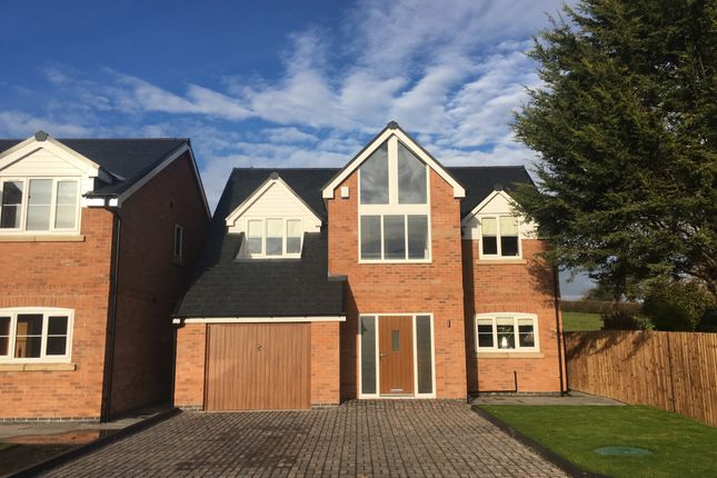 Thumbnail Detached house for sale in Alpraham, Tarporley
