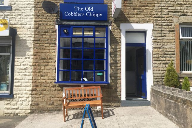 Thumbnail Restaurant/cafe for sale in Halifax Road, Brierfield, Nelson