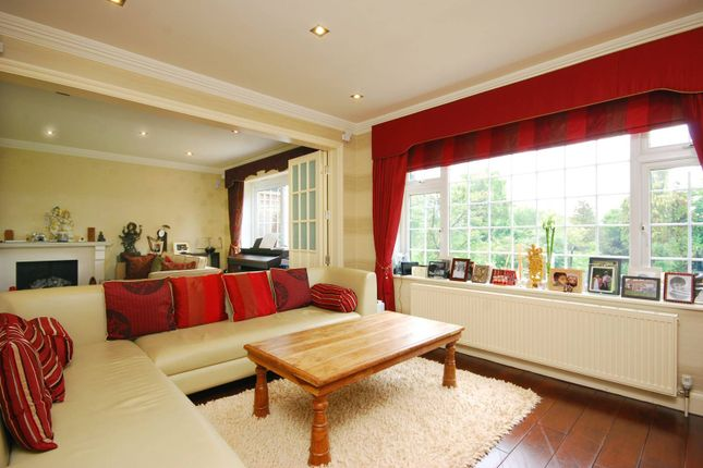 Thumbnail Property to rent in Harmsworth Way, Totteridge, London