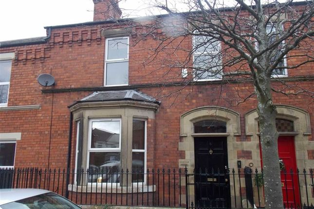Thumbnail Town house to rent in Mulcaster Crescent, Carlisle, Carlisle