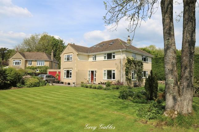 Detached house for sale in Shaft Road, Combe Down, Bath