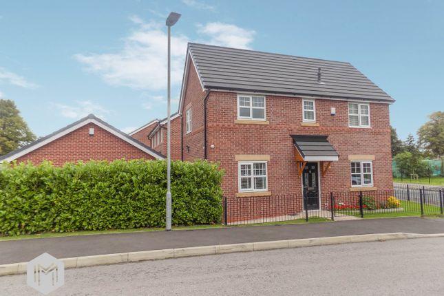 Thumbnail Detached house for sale in Dukes Park Drive, Chorley, Lancashire