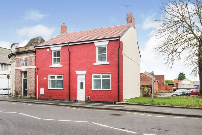 Flat for sale in High Street, Clay Cross, Chesterfield, Derbyshire