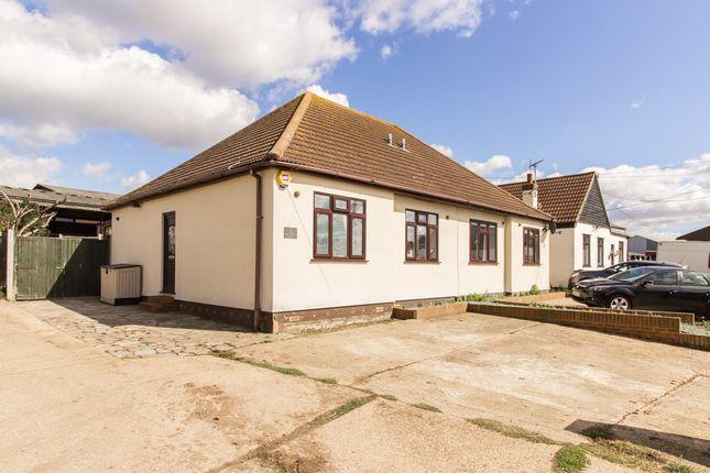 Thumbnail Semi-detached bungalow for sale in Jotmans Lane, Benfleet