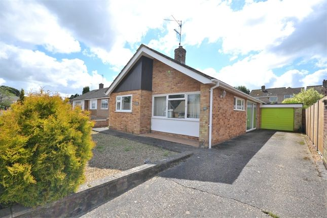 Thumbnail Detached bungalow for sale in Briar Close, South Wootton, King's Lynn
