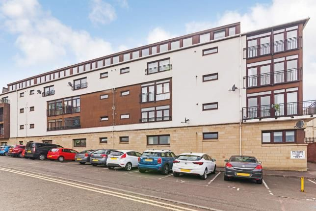 Thumbnail Flat for sale in Campbell Close, Hamilton, South Lanarkshire