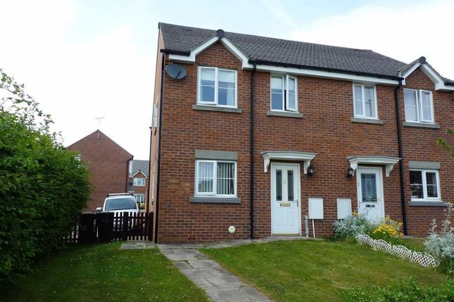 Thumbnail Semi-detached house for sale in Farndon Rise, Withington, Hereford
