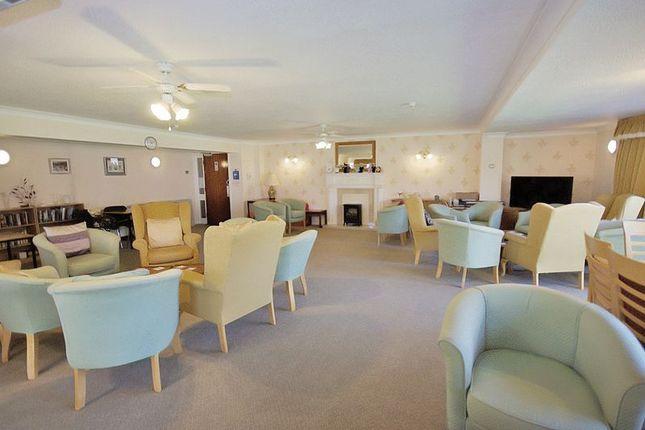 Residents Lounge of Homeforth House, Newcastle Upon Tyne NE3