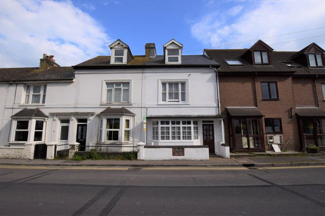 Front Elevation of Coast Road, Pevensey Bay BN24