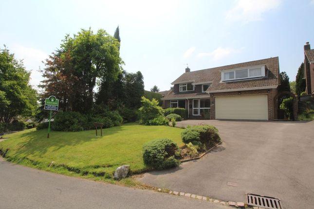 Thumbnail Detached house for sale in Camelot Mount Pleasant, Crowborough