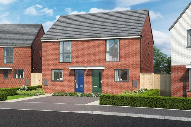 "2 bed property for sale in ""The Buttercup"" at Goscote Lane, Bloxwich, Walsall WS3"