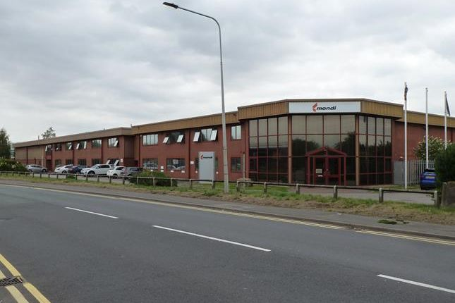 Thumbnail Industrial to let in Roxburgh House, Clayfield Road, Foxhills Industrial Estate, Scunthorpe, North Lincolnshire