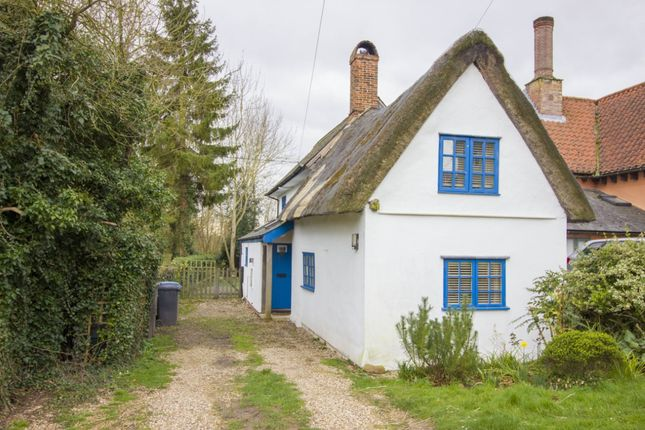 Thumbnail Semi-detached house to rent in The Green, Hartest, Bury St. Edmunds, Suffolk