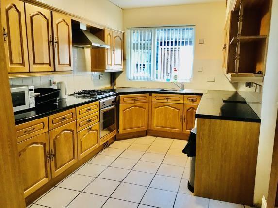 Kitchen of Glynne Street, Queensferry, Deeside, Flintshire CH5