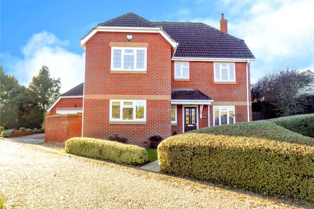 Thumbnail Country house for sale in Bakery Close, Lydiard Millicent, Swindon, Wiltshire