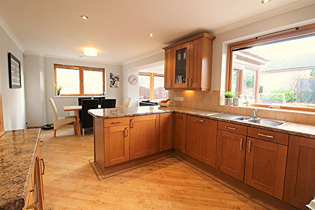 Kitchen of Cairn Seat, Inverurie AB51