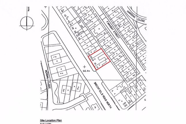 Thumbnail Land for sale in Rishton Street, Liverpool