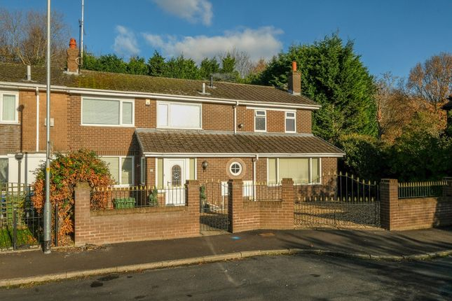 Thumbnail Semi-detached house for sale in Cawthorne Avenue, Grappenhall, Warrington