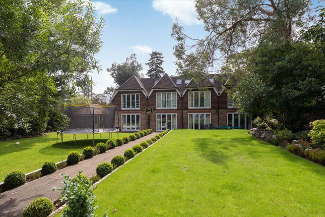 Thumbnail Detached house for sale in Warren Road, Kingston Upon Thames