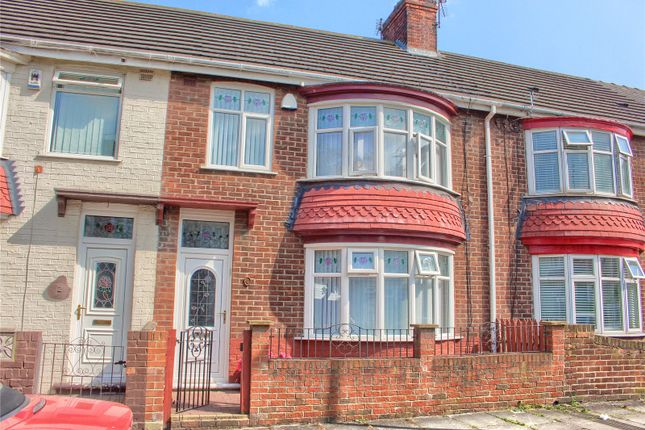 3 bed terraced house for sale in Nugent Avenue, Middlesbrough TS1