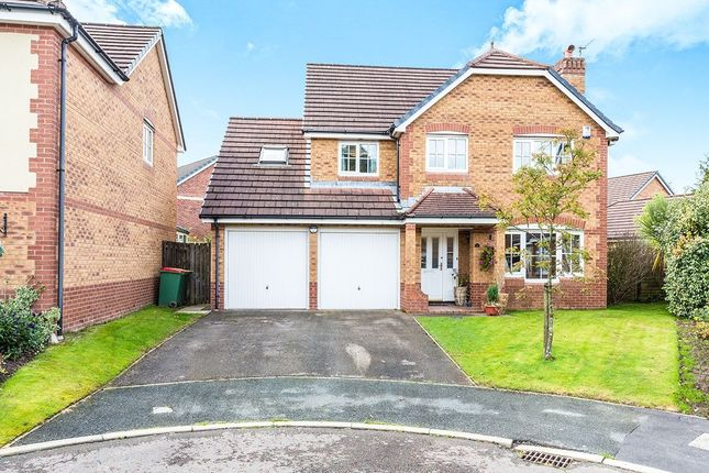 Thumbnail Detached house for sale in Wiltshire Mews, Cottam, Preston