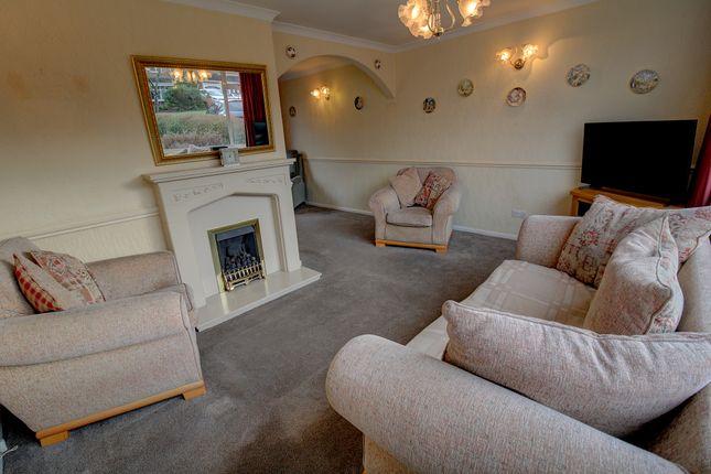Living Room of Hillside, Brownhills, Walsall WS8