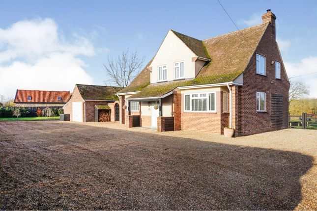 Detached house for sale in Watermill Lane, Harleston, Diss