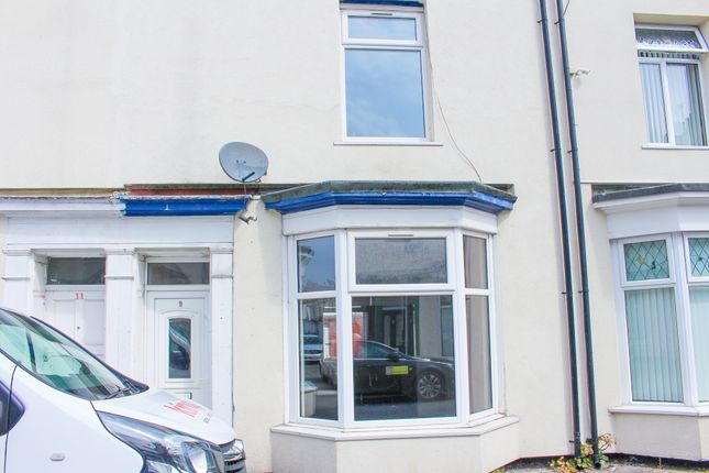 Thumbnail Terraced house to rent in Edwards Street, Stockton On Tees