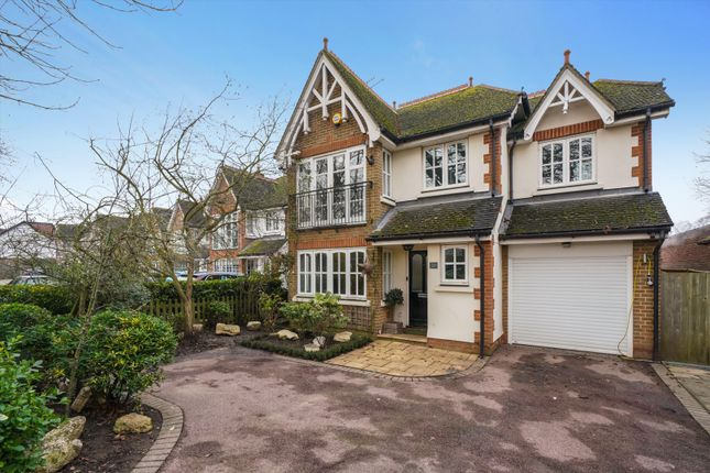 4 bed detached house for sale in Foley Road, Claygate, Esher, Surrey KT10