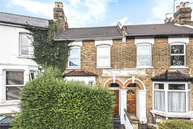 Thumbnail Terraced house for sale in St Albans Crescent, London