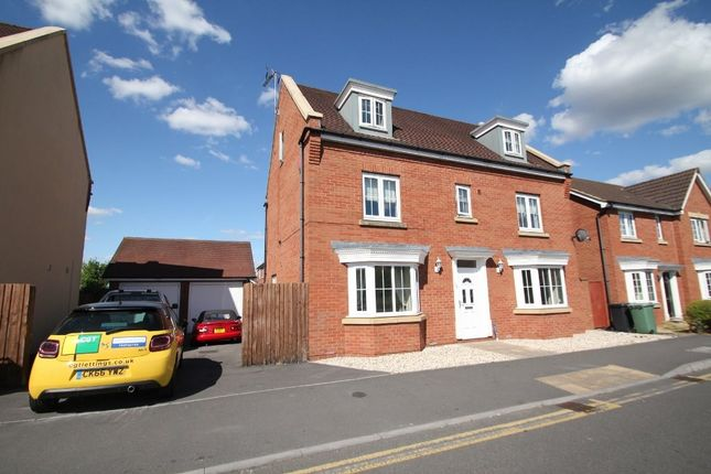 Thumbnail Detached house to rent in Valley Gardens, Kingsway, Gloucester