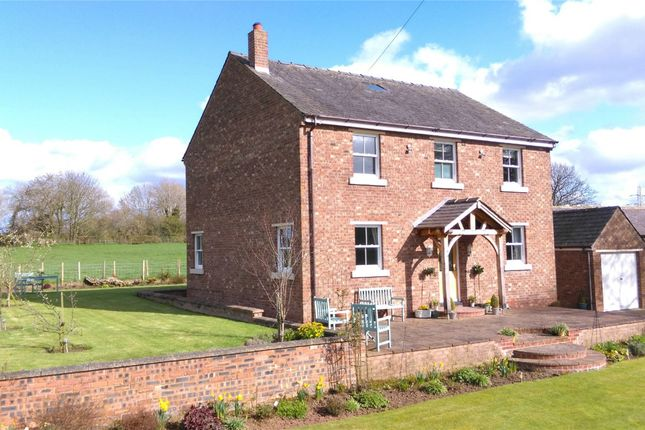 Thumbnail Detached house for sale in Pow Leas, Stainton, Carlisle, Cumbria