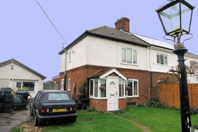 Thumbnail Property for sale in Cantley Road, South Burlingham, Norwich