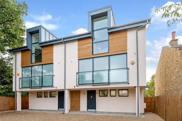 Thumbnail Semi-detached house for sale in Dickenson Road, Crouch End, London