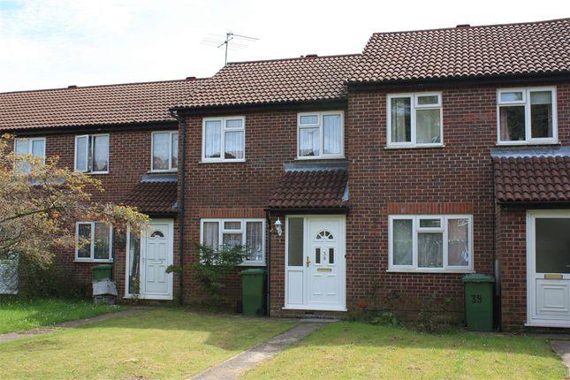 Thumbnail Terraced house to rent in Sunbury Close, Bordon