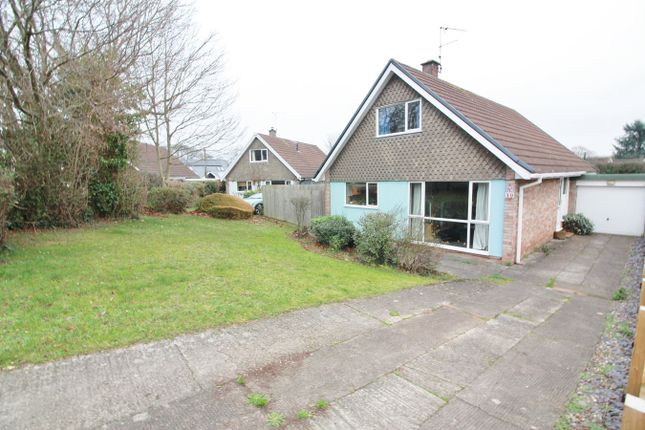 Thumbnail Detached house for sale in Caestory Avenue, Raglan, Usk