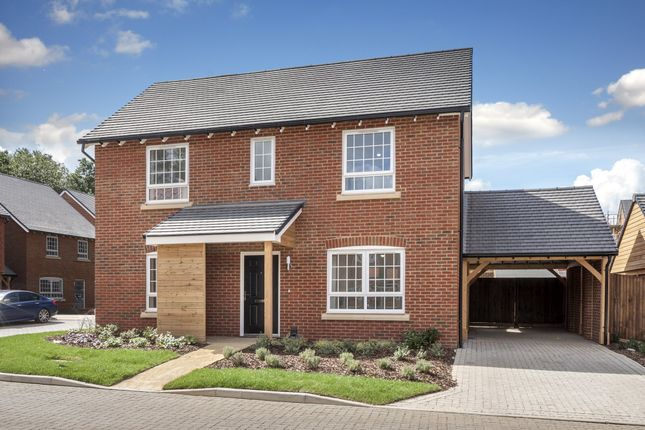 "Thumbnail Detached house for sale in ""Beech"" at Blackwall Road South, Willesborough, Ashford"