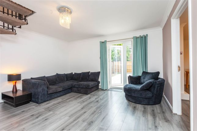 Thumbnail End terrace house to rent in Partridge Close, London