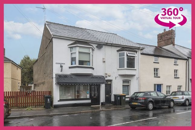 Thumbnail Flat for sale in Backhall Street, Caerleon, Newport