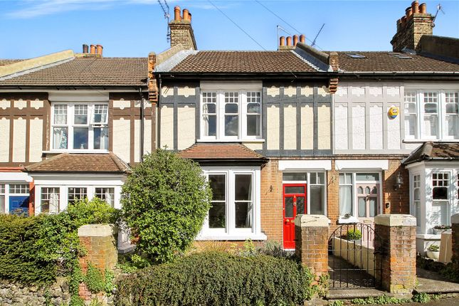 Thumbnail Terraced house for sale in York Road, Rochester