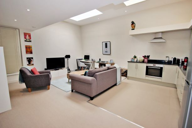Flat Interior of 56 Glentham Road, Barnes SW13