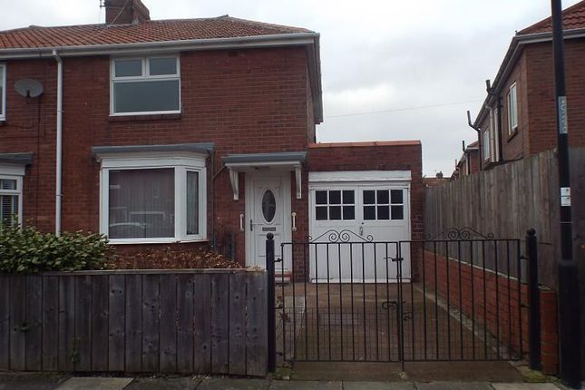 Thumbnail Semi-detached house to rent in Glendale Avenue, Wallsend