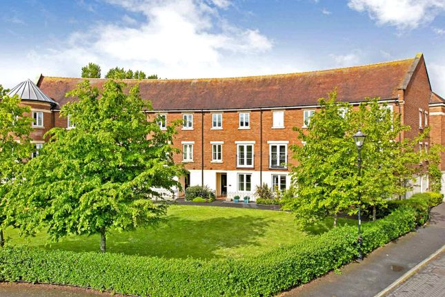 Thumbnail Terraced house for sale in Gras Lawn, St. Leonards, Exeter