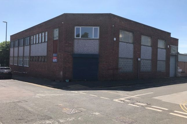 Thumbnail Light industrial to let in Willoughby Street, Nottingham
