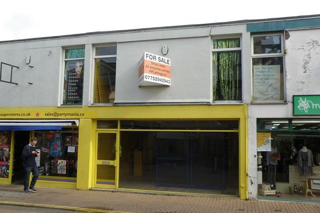 Thumbnail Retail premises to let in 36 Burleigh Street, Cambridge