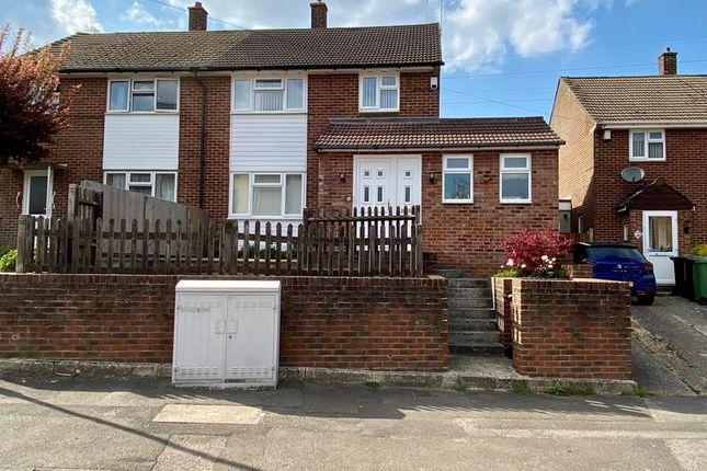 3 bed semi-detached house for sale in Greggs Wood Road, Tunbridge Wells TN2