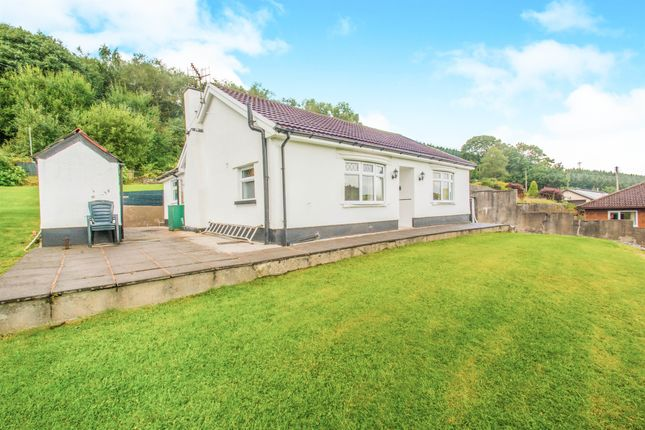 Thumbnail Detached house for sale in Llandraw Woods, Pontypridd